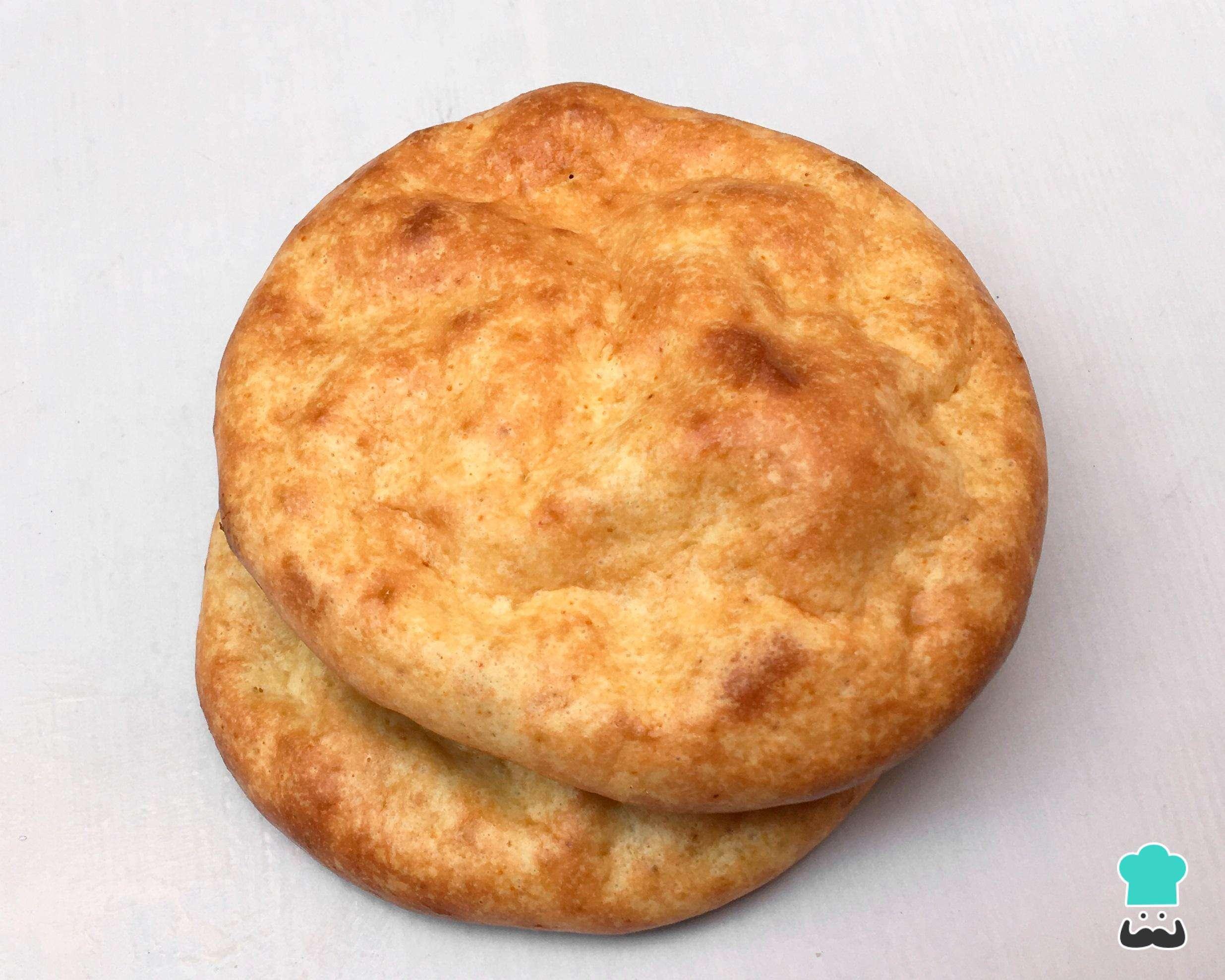 Receita de Pão de frigideira low carb e fácil