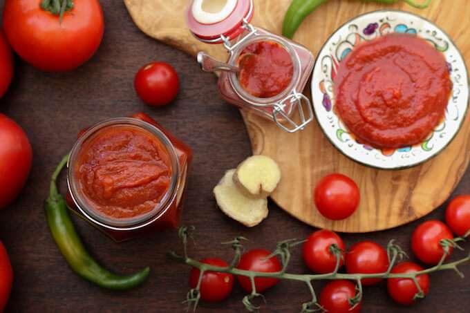 O Tomate ajuda no gerenciamento de diabetes