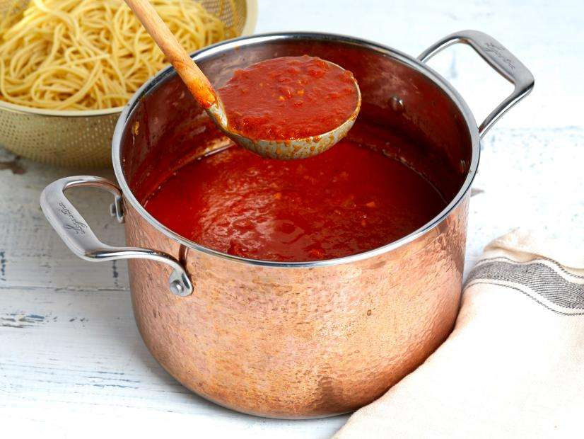 Receita de Molho de tomate caseiro da Ana Maria Braga