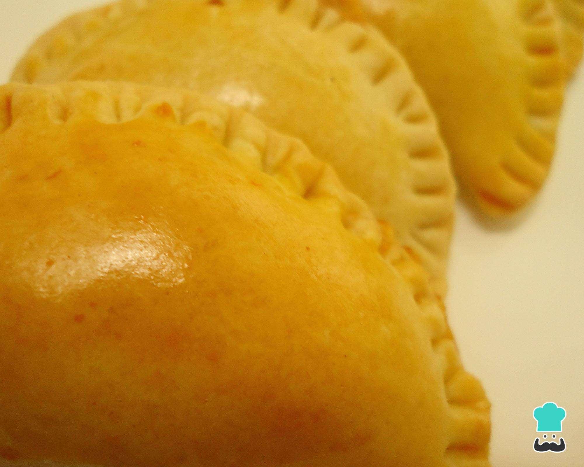 Receita de Pastel de guaraná assado