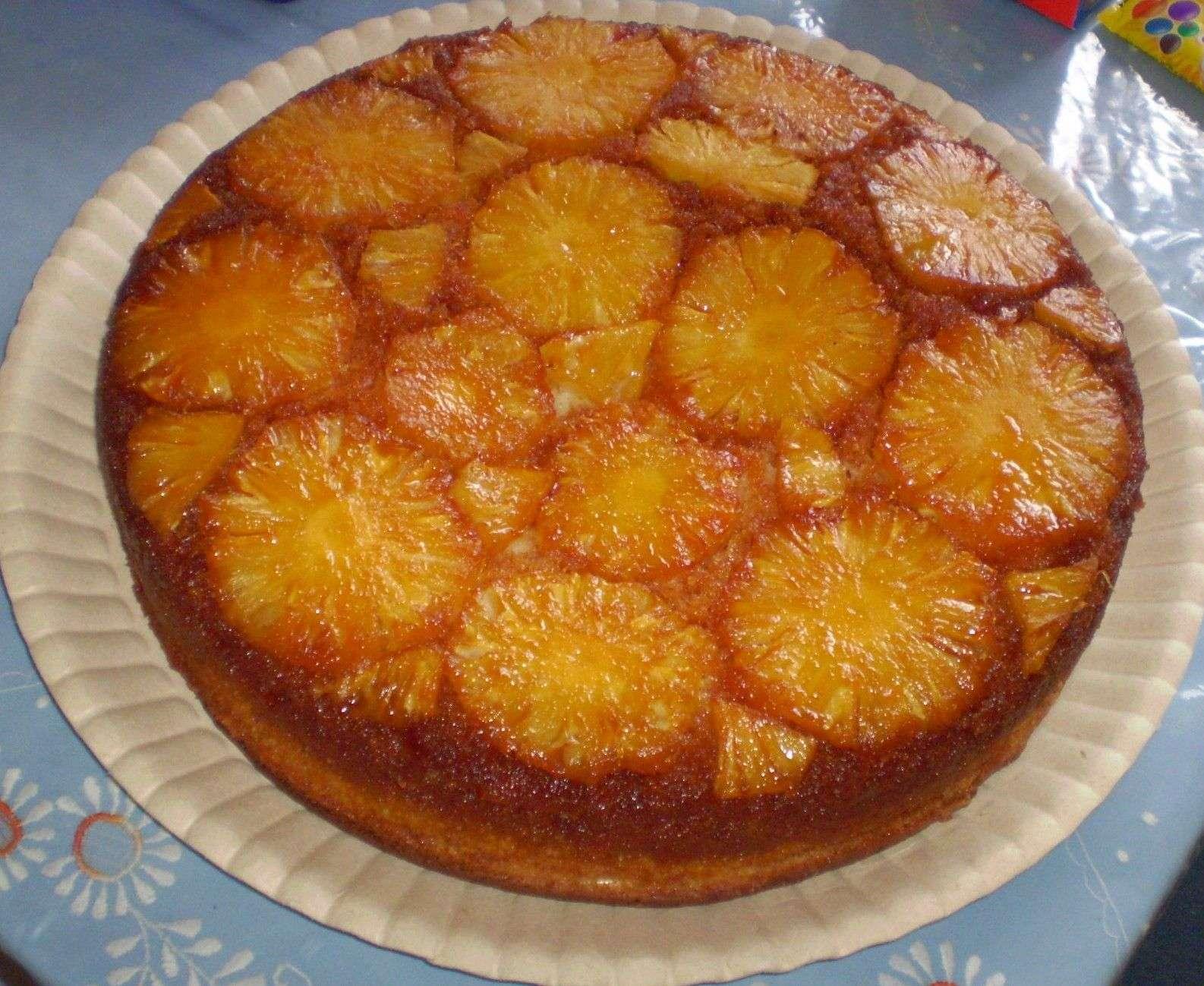 Receita de Receita de Torta de abacaxi Tudo Gostoso