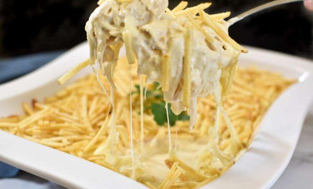 Fricasse de Frango   20 Ideias para fazer um Prato principal de Fricassê e aproveitar todo sabor do Frango