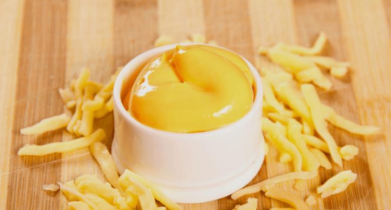 Receita de Creme de queijo Cheddar