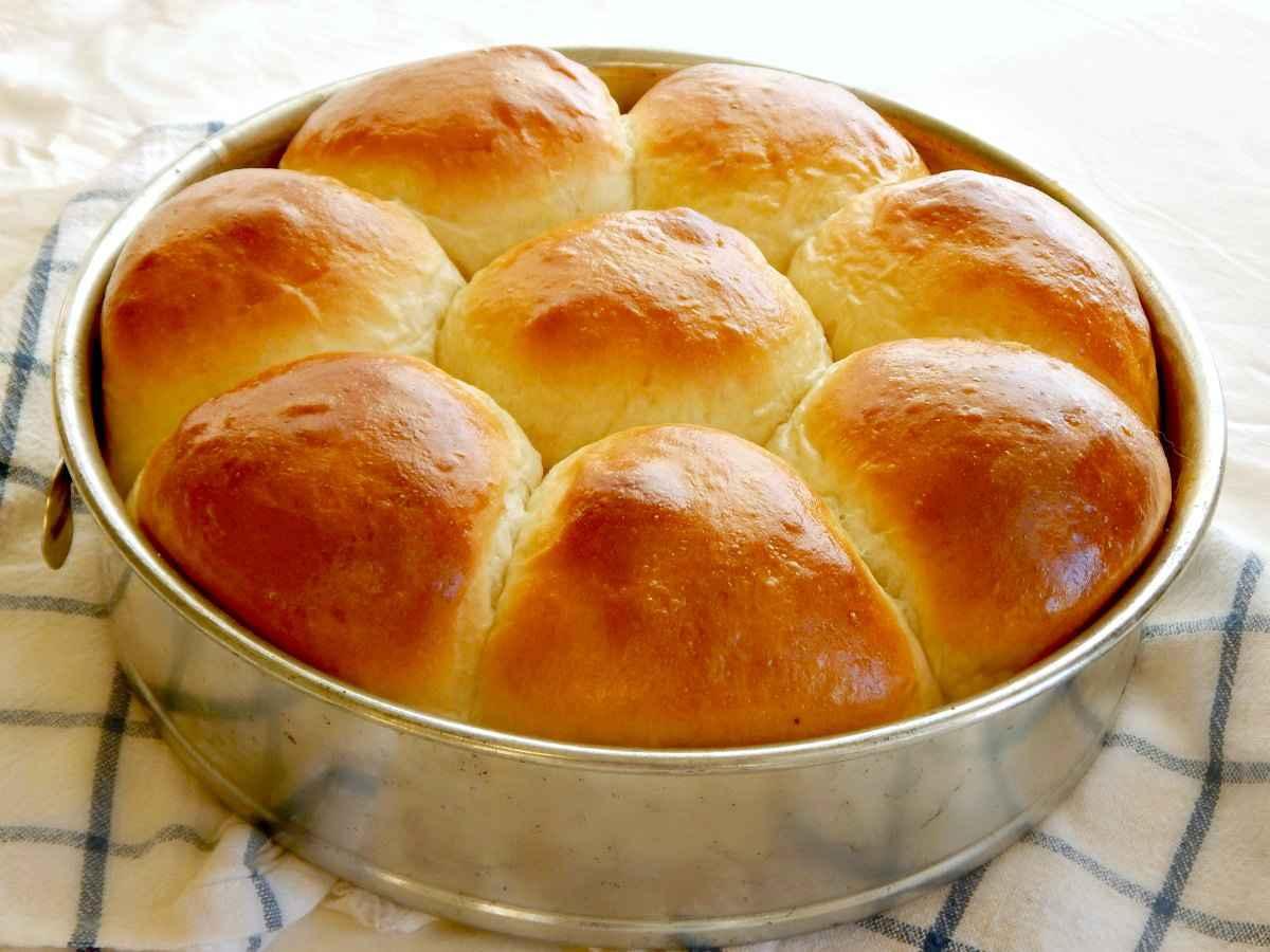 Receita de Pão Caseiro Simples, Rápido e Leve