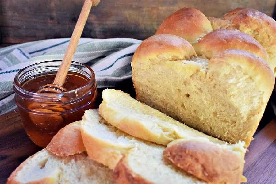 Receita de Pão doce caseiro Fácil e Rápido