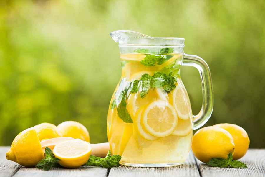 Receita de Suco de Limão Tudo Gostoso