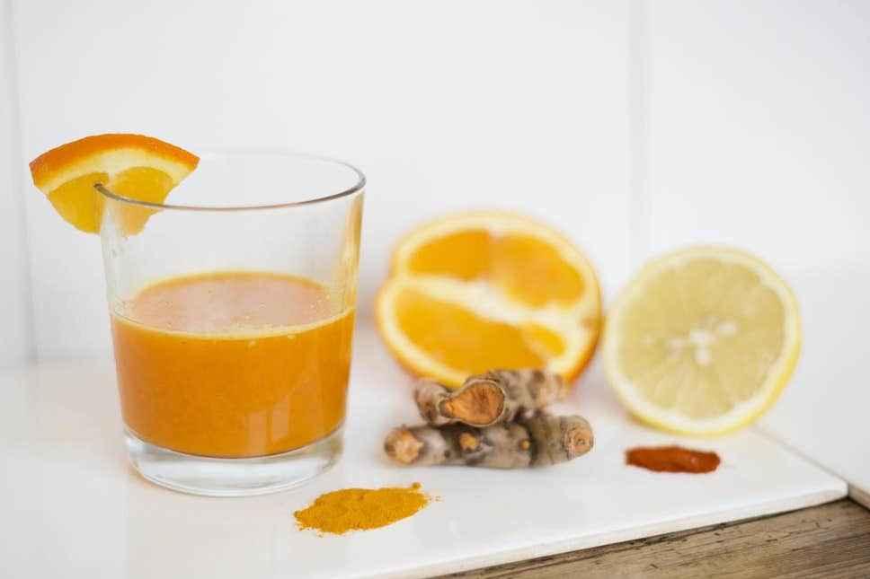 Receita de Suco de limão, kino e hortelã