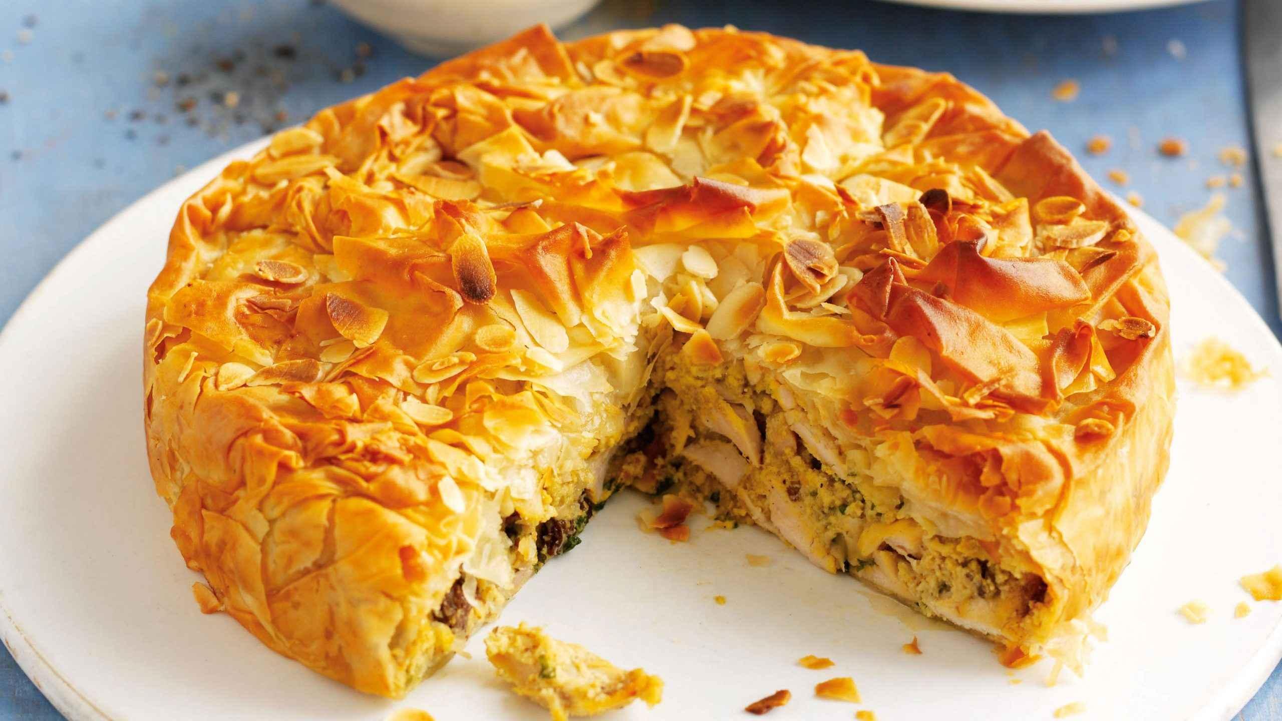 Receita de Torta frango com catupiry Diferente