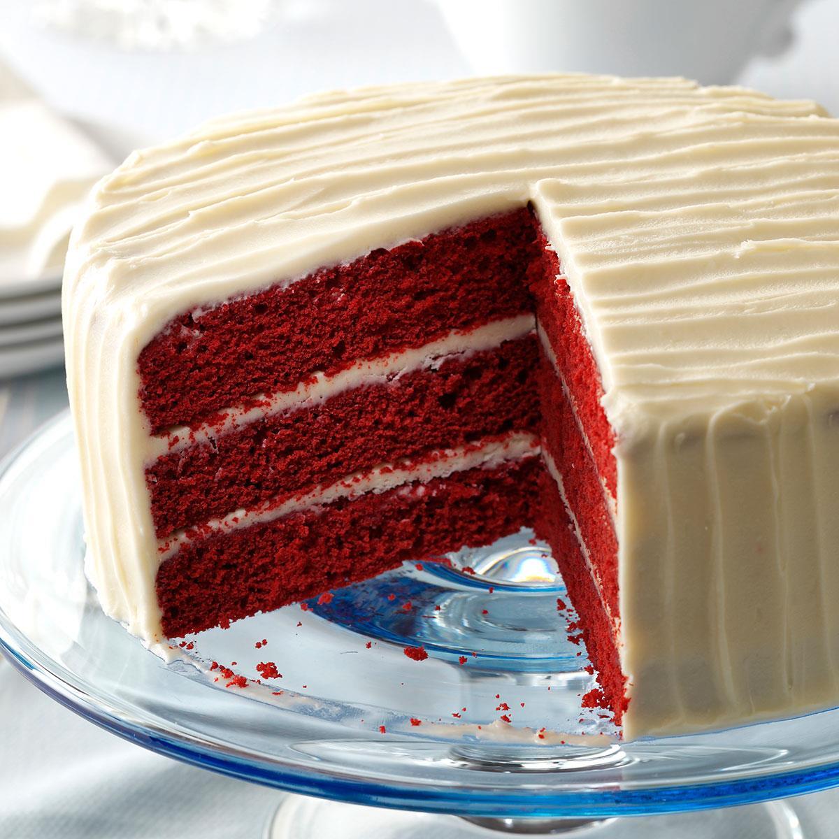 20 Receitas de Bolo Red Velvet para festas de aniversário, casamentos e sobremesas Caseiras fáceis de preparar