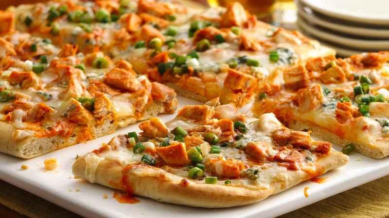 Receita de Pizza de Pão de Forma com Mussarela