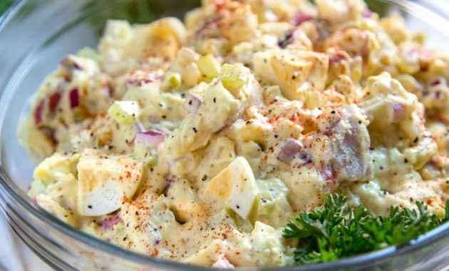 Receita de Salada de Batata Fácil