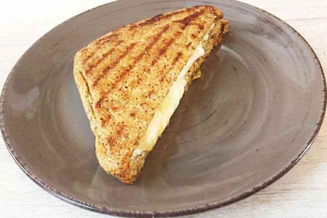 Receita de pão low carb de frigideira Fácil