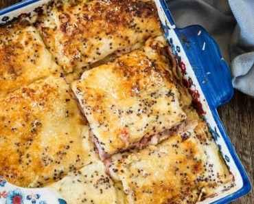 Receita de Lanche Bauru no Forno Delicioso