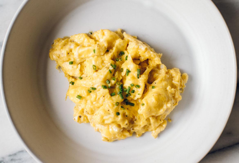 Receita de Ovos Mexidos Diferentes