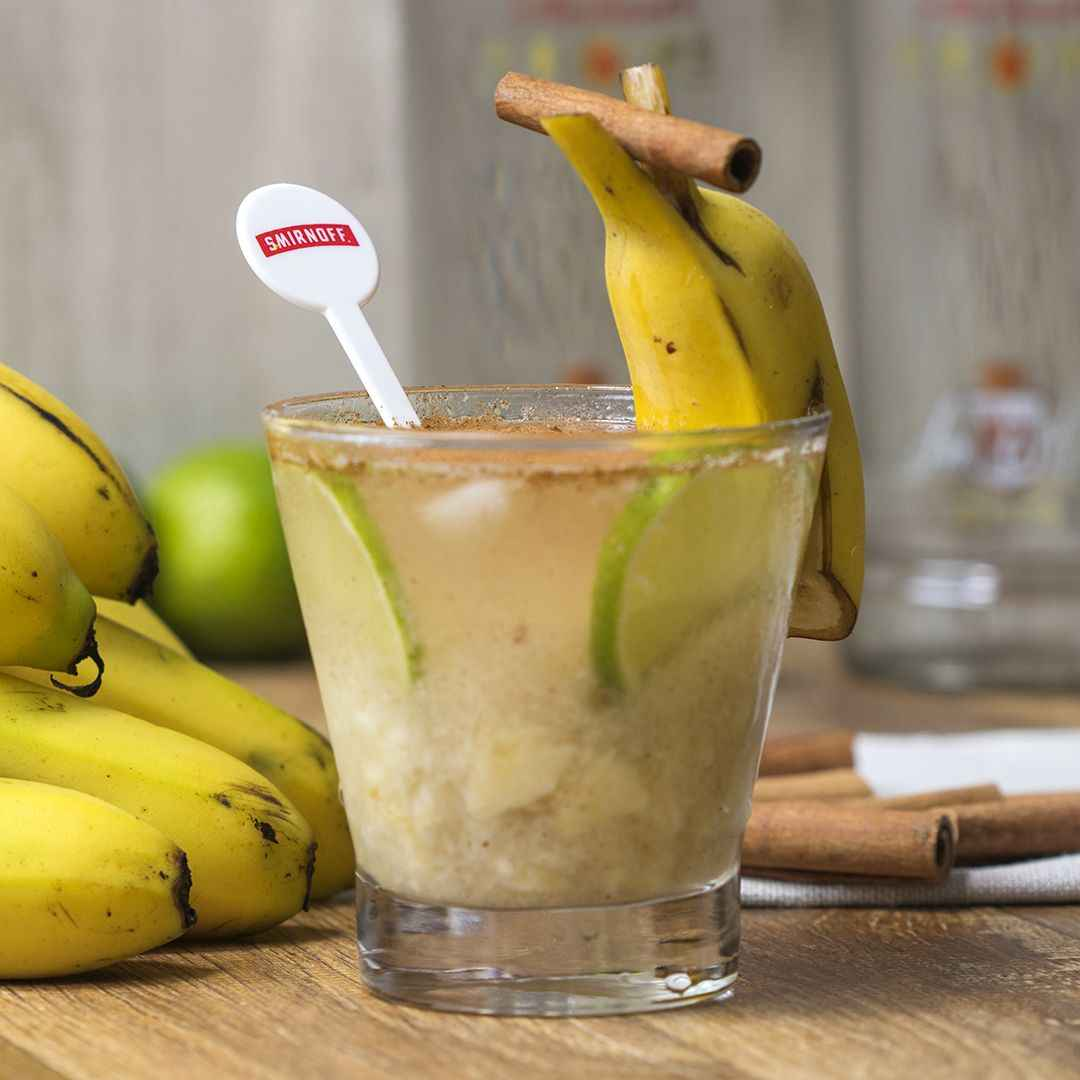 Como fazer Caipirinha de Banana Deferente