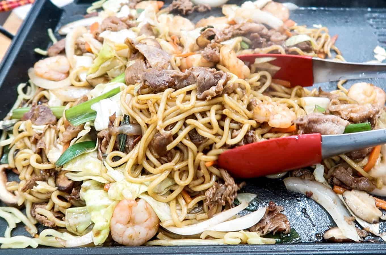 Como fazer Yakisoba Delicioso