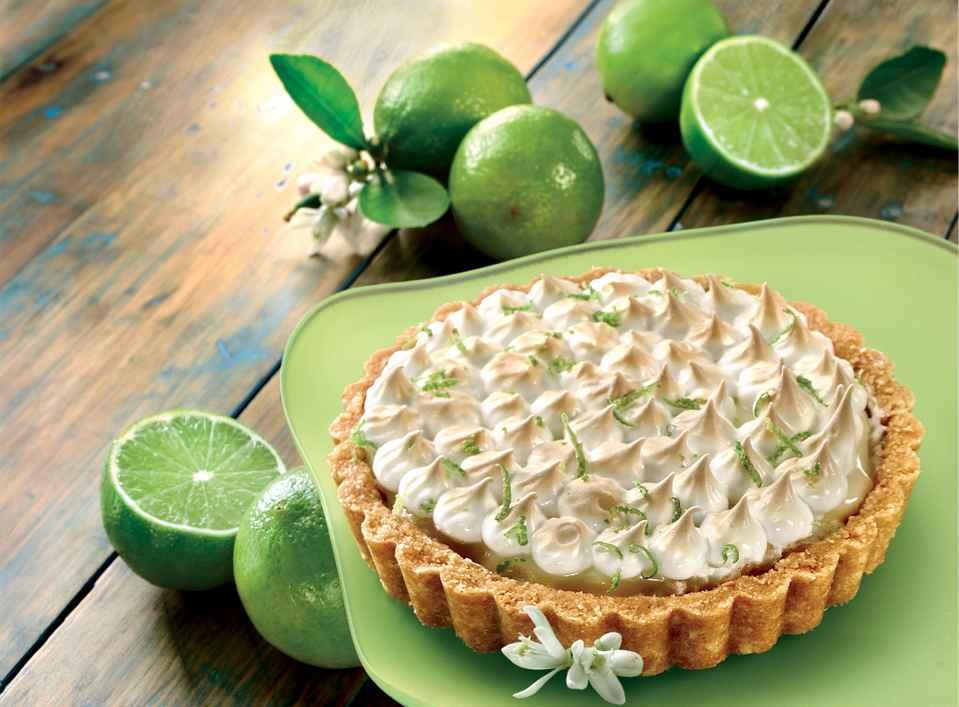 Receita de Doces fáceis de fazer com Torta de Limão delicioso