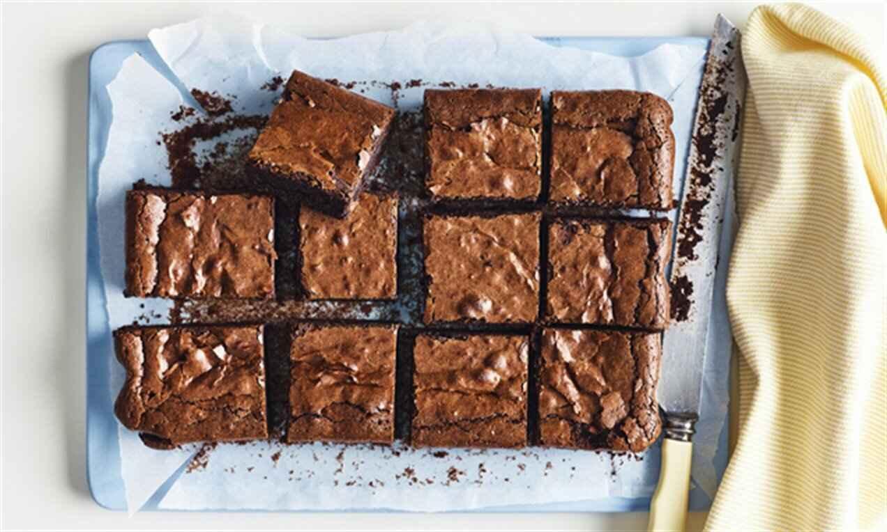Receita de Brownie Ana Maria Braga