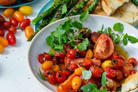 Receita de Tomate confit Perfeito e saudável